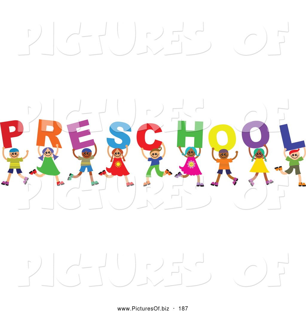 Toddler Preschooler Clip Art